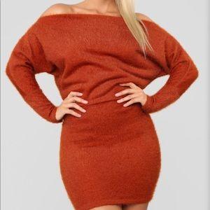 Fashion Nova crazy in love dress